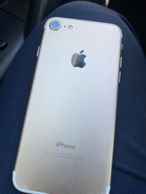 Apple iPhone 7 Verizon 128 gigs for Sale in Fresno, CA