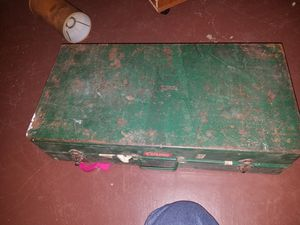 Coleman metal case for Sale in Ankeny, IA