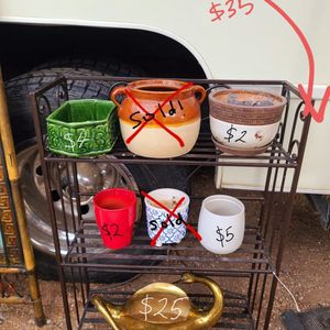 Lots Of Pots!!!!SALE! CHECK THEM OUT! for Sale in Tempe, AZ