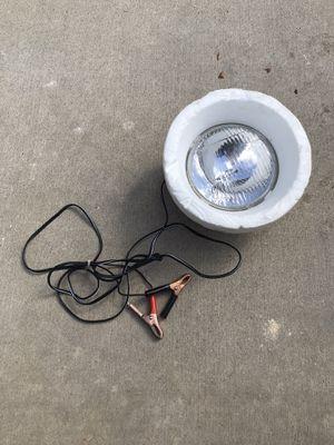 Fishing lamp for Sale in Niederwald, TX