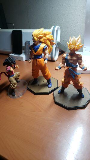 DBZ figures for Sale in Brier, WA