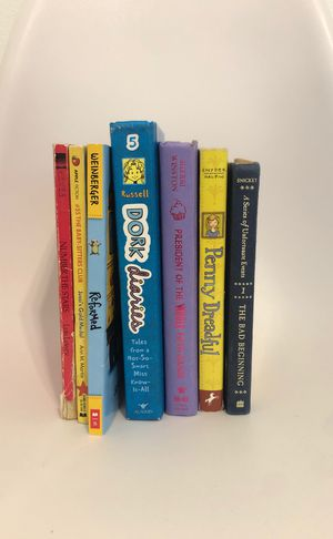 Kids chapter books for Sale in Tampa, FL