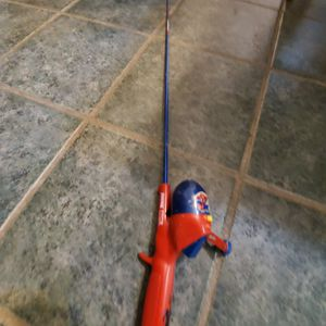 Kids Marvel Fishing Pole for Sale in Victorville, CA