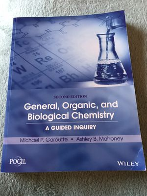 Clark College - Chemistry Textbook for Sale in Camas, WA