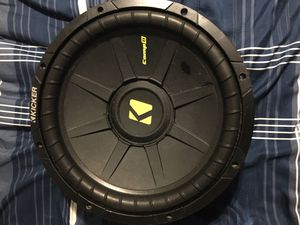 12' Subwoofer for Sale in Paterson, NJ