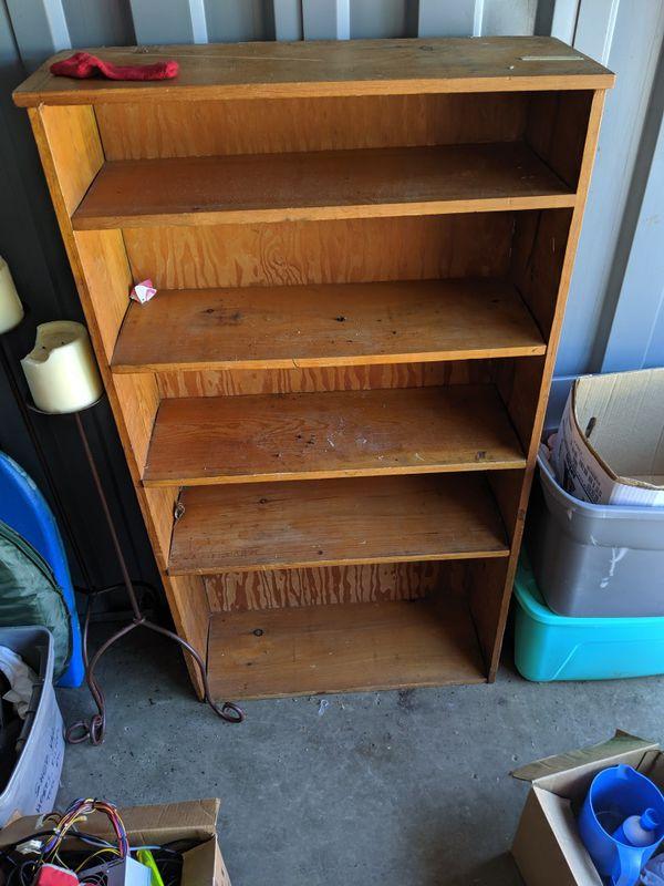 Bookshelf 5 shelves