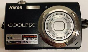 Nikon coolpix camera #1230 for Sale in Maricopa, AZ