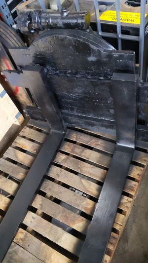 Rotating forklift attachment for Sale in St. Louis, MO