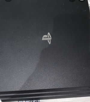 Ps4 Pro with games and account data for Sale in Pembroke Park, FL