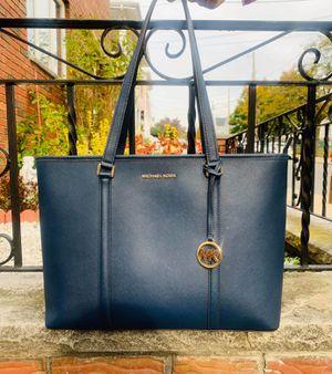 Blue Michael Kors Tote handbag for Sale in Boston, MA