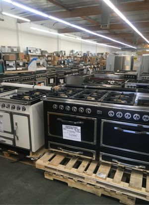 Warehouse full of discounted high end luxury appliances for Sale in Los Angeles, CA