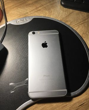 Apple iPhone 6 Plus 128gb! Space grey unlocked for any company like new for Sale in Bakersfield, CA