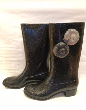 Chanel rain boots for Sale in Tampa, FL