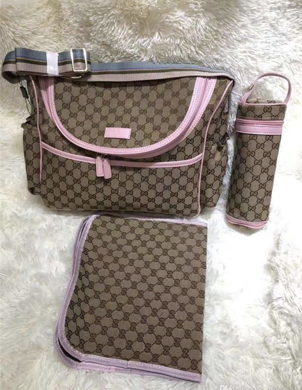 High Fashion Diaper Bag