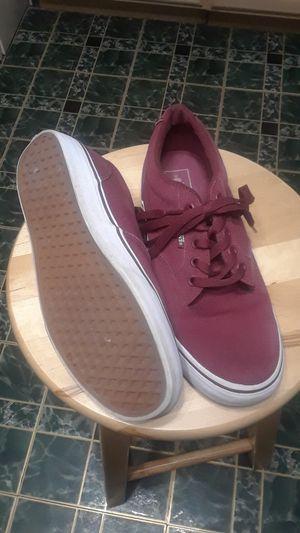 Size 8 1/2 Van's shoe's for Sale in Essex, VT