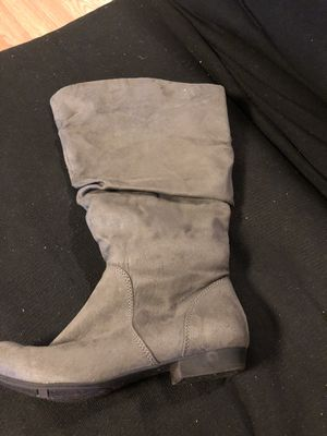 Suede Boots wide for Sale in Leesburg, VA