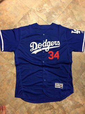 Dodgers Valenzuela Jersey's for Sale in Ontario, CA