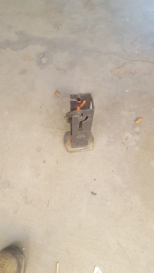 Trailer jack foot for Sale in Glendale, AZ