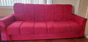 One Futon Sofa Bed For Sale for Sale in Oroville, CA
