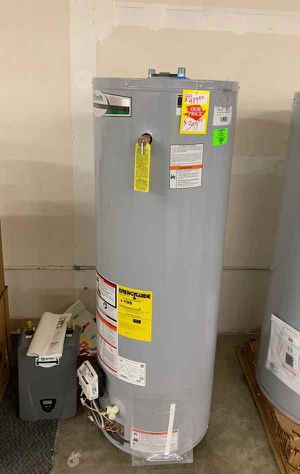 NEW AO SMITH WATER HEATER WITH WARRANTY MDB9 for Sale in El Paso, TX