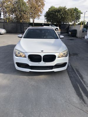 2009 BMW 750 M series package for Sale in Pomona, CA