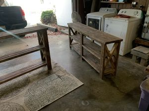 Console/entry tables for Sale in Modesto, CA