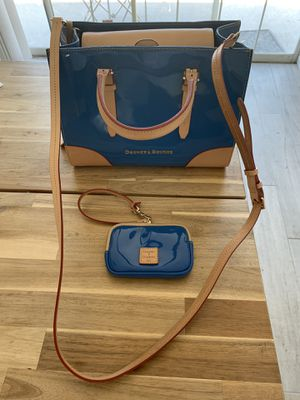 Dooney and Bourke Janine Crossbody Bag with Wallet for Sale in Phoenix, AZ