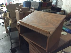 Tabletop Podium for Sale in Knoxville, TN