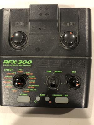 Guitar processor pedal for Sale in Twinsburg, OH