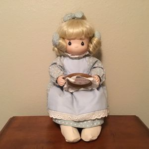 Porcelain Precious Moments Doll for Sale in Gresham, OR