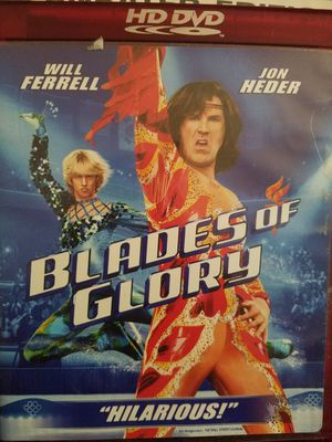 High Definition Quality DVD: Blades of Glory for Sale in Avon Park, FL