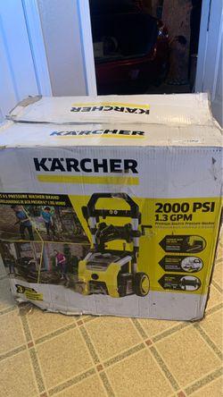 Pressure washer 2000psi karcher for Sale in La Vergne,  TN