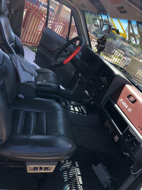 1989 Jeep Cherokee xj