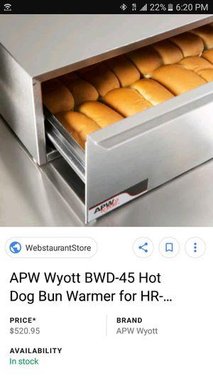 Brand new bun warmer for Sale in Tampa, FL