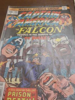 Captain America And The Falcon for Sale in Milwaukie,  OR