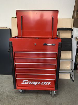 Snap on tool box can help deliver for Sale in Puyallup, WA