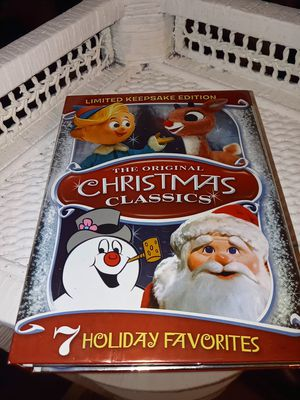 Christmas classics 4 dvds for Sale in Philadelphia, PA