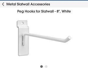 peg hooks for Sale in Tacoma, WA