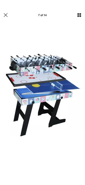 Foosball multi games for Sale in Hollywood, FL