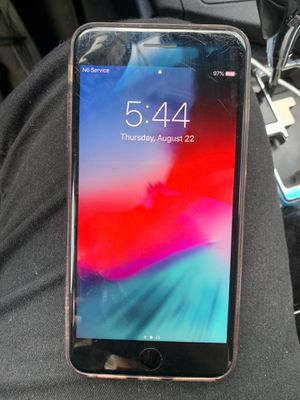 iPhone 7 Plus T-Mobile- Works Perfect- Free Case for Sale in Queens, NY
