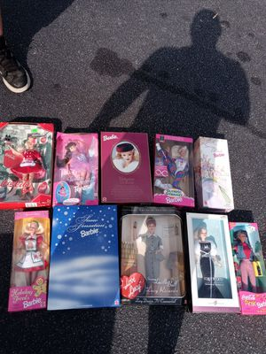 Barbie collectibles for Sale in Gaston, SC