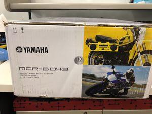 Yamaha MCR-B043 for Sale in Tampa, FL