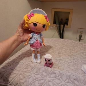 Lalaloopsy Doll LITTLE Bah Sheep, & Pet for Sale in Riverside, CA