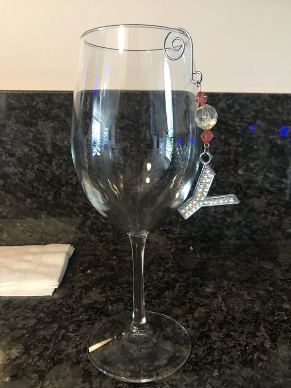 FREE- Wine glass accessory