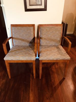 2 chairs like New check my other items for Sale in Fresno, CA