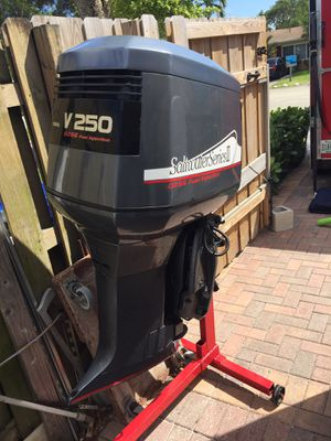 Yamaha 250 OX66 Parts Motor Many usable parts for Sale in Pompano Beach, FL