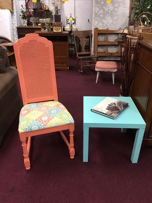 Chair- table for Sale in Big Rapids, MI