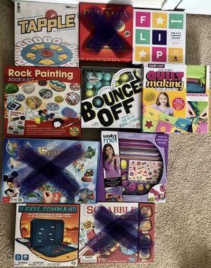 Brand new board games/crafts/toys for Sale in Marietta, GA