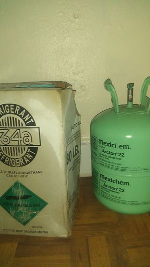 R134A & R22 freon for Sale in Portsmouth, VA