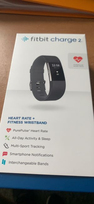 Fitbit Charge 2 smart watch like new! for Sale in Greenville, SC
